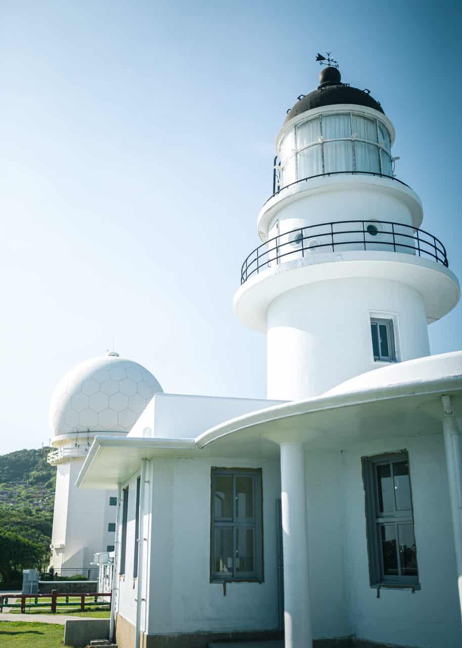 Sandiaojiao Cape Lighthouse 2